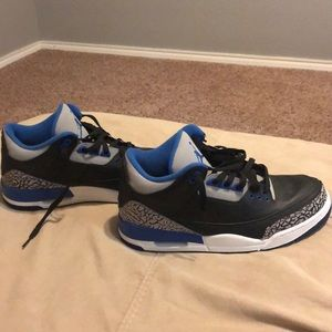 Jordan 3s sport blues